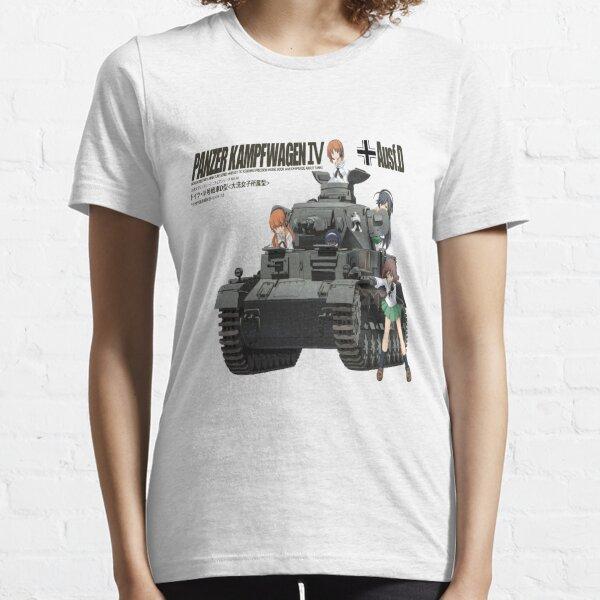 PANZER KAMPFWAGEN IV AUSF F. D Essential T-Shirt