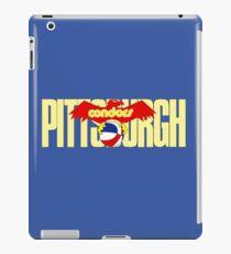 DEFUNCT - PITTSBURGH CONDORS iPad Case/Skin