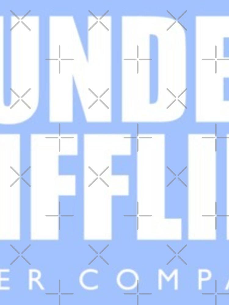 The Office Dunder Mifflin Paper Company de decentart