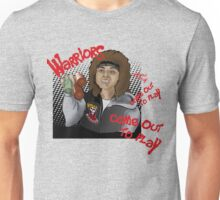 The Warriors come out to play Unisex T-Shirt