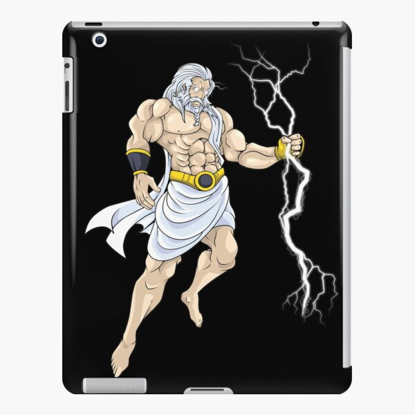 Zeus iPad Snap Case