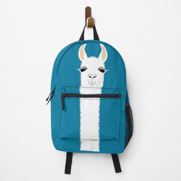LLAMA PORTRAIT #10 Backpack