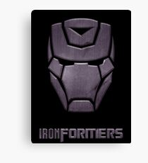 Ironformers Canvas Print
