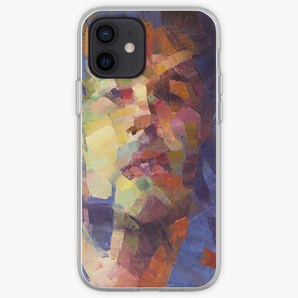 Tangerine to my Indigo iPhone Soft Case