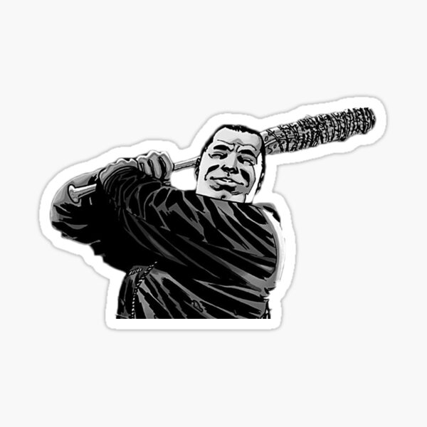TWD - Negan  Sticker