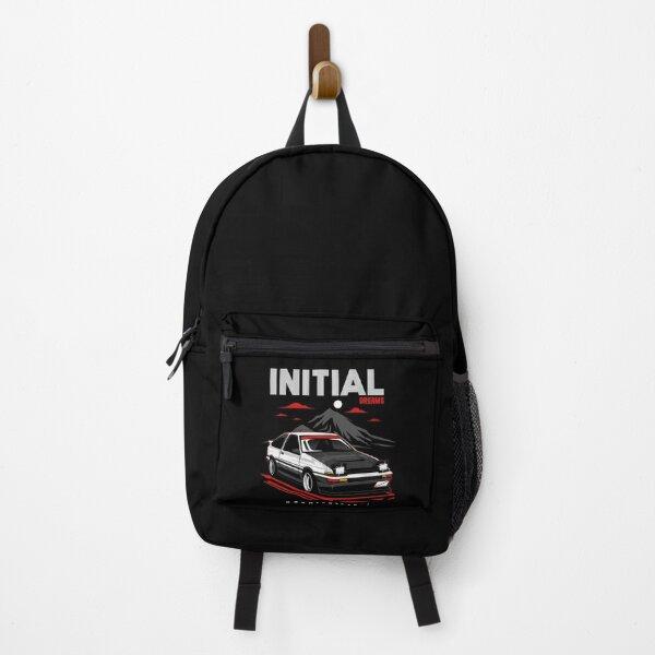 Initial Dreams Toyota AE86 Sprinter Trueno Backpack