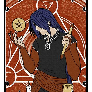 The Magician by Feoryn