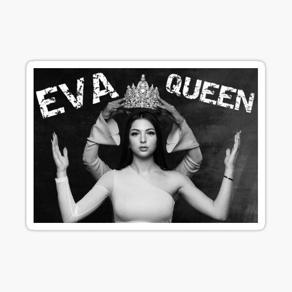 Eva Queen Sticker