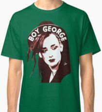 Boy George T-Shirt  Classic T-Shirt