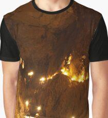 SKOCJAN CAVES Graphic T-Shirt