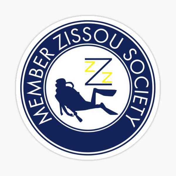 Membre Société Zissou Sticker