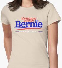 Veterans Support Bernie For President T-Shirt