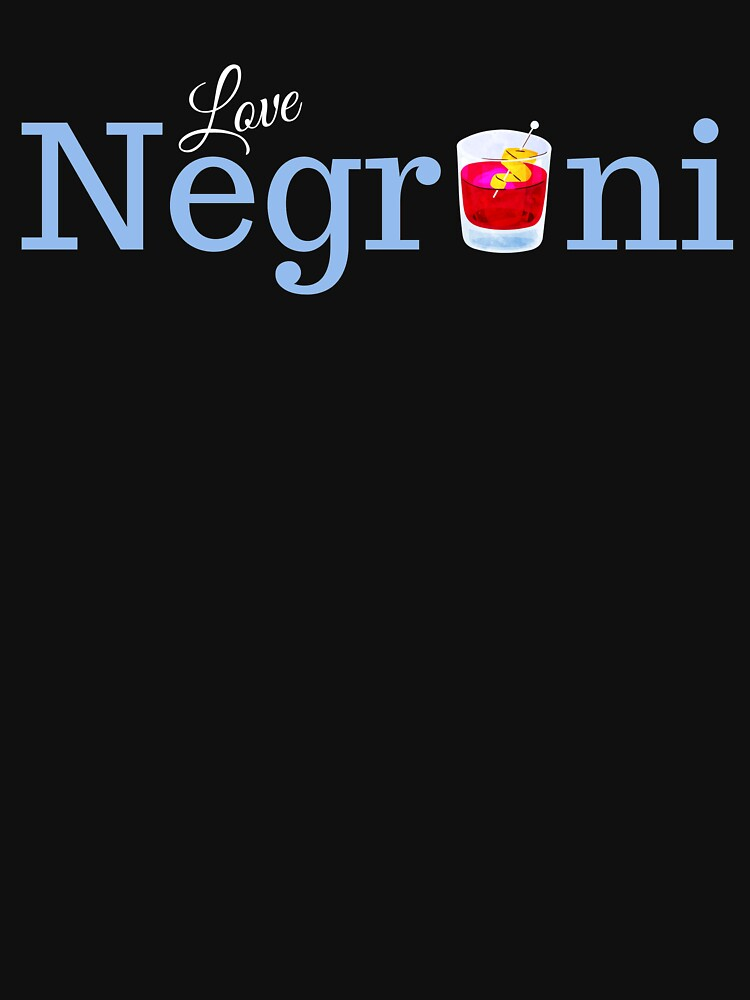 Love Negroni, Italian cocktail by ds-4