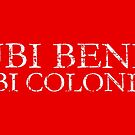 UBI BENE IBI COLONIA Jahrgang von theshirtshops