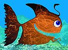 Spark Fish by Juhan Rodrik