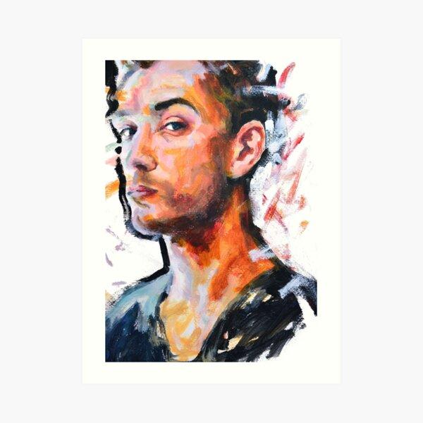 Jude Art Print