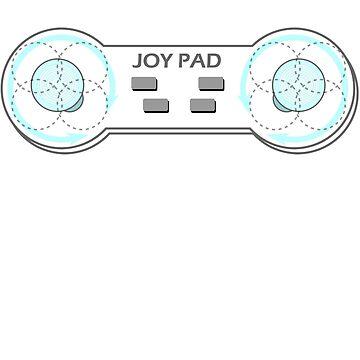 Joy Pad, Boob Controller by Bradsite