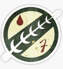 Mandalorian! (2 of 2) Sticker