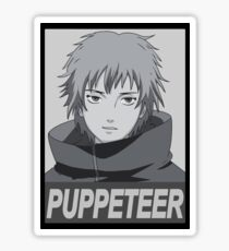 The Art Of Puppetry Sticker