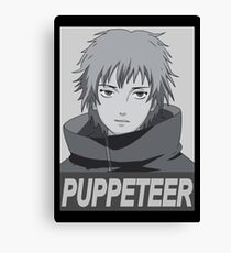 The Art Of Puppetry Canvas Print