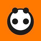 A most minimalist Panda by Nicholas Ely
