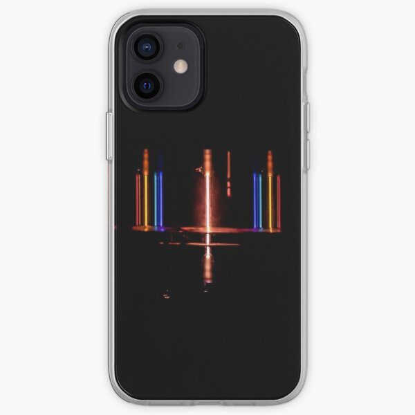 Games of light iPhone Soft Case
