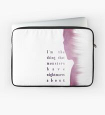 Buffy Summers - The Vampire Slayer Laptop Sleeve