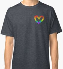 Love is Love (Gold) Classic T-Shirt