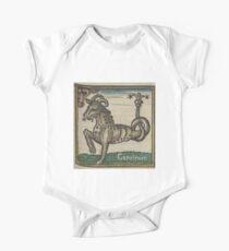 Capricorn Woodcut Kids Clothes