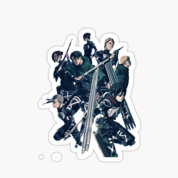 august Sticker