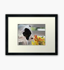 Birthday Bouquet Framed Print