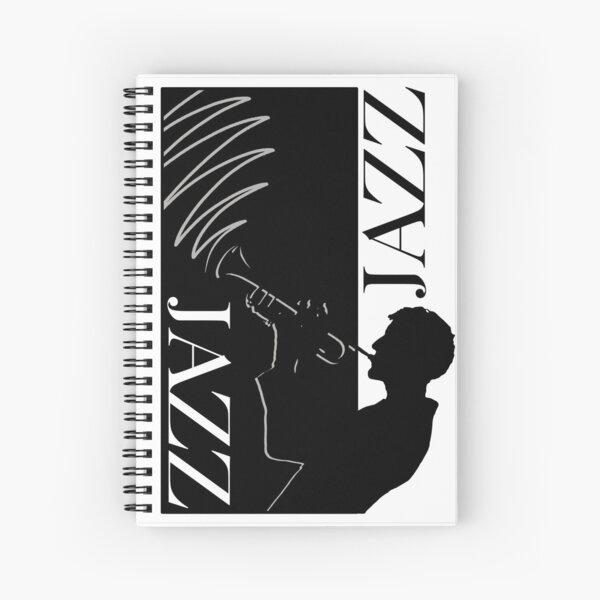 Jazzman Cahier à spirale