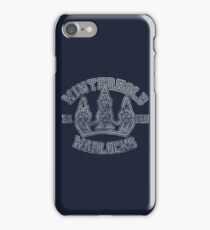 Winterhold Warlocks - Skyrim - Football Jersey iPhone Case/Skin