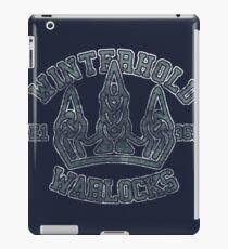 Winterhold Warlocks - Skyrim - Football Jersey iPad Case/Skin