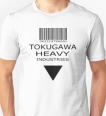 MGS - Tokugawa Heavy Industries Unisex T-Shirt