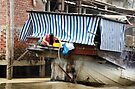 Vietnam: Washing Her Hair by Kasia-D