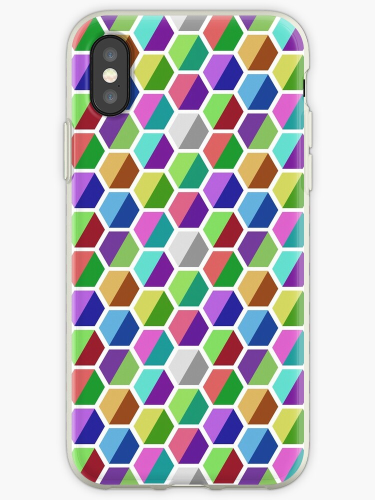 Colored Hexagons [Full] by Faction28