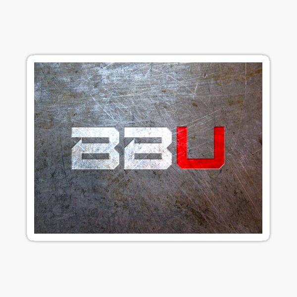 BBU Logo (Arena Variant) Sticker