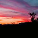 When Heaven Paints The Sky by K D Graves Photography
