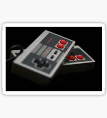 Nintendo Controllers Sticker