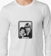 KRW Chuck and Bob from TV's Soap Long Sleeve T-Shirt