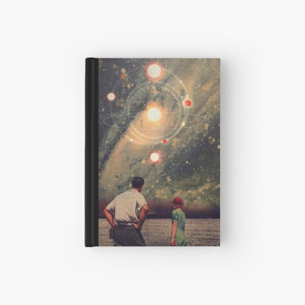 Light Explosions In Our Sky Hardcover Journal
