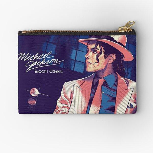 Michael Legend Poster Zipper Pouch
