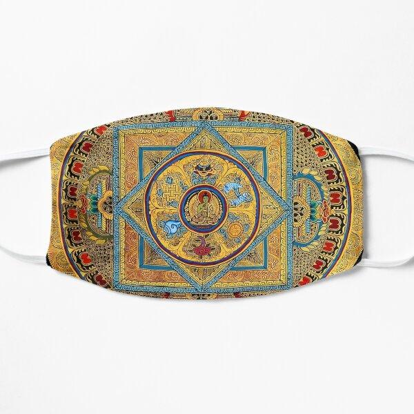 Buddhist Mandala 23 Flat Mask