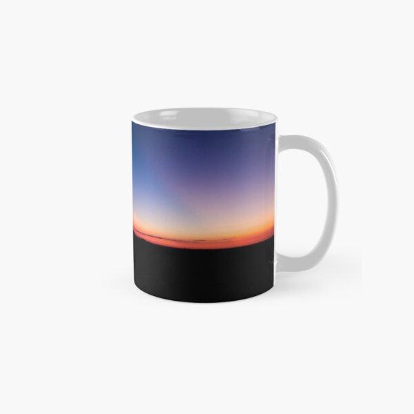 Sunset at the Highland Lighthouse Classic Mug