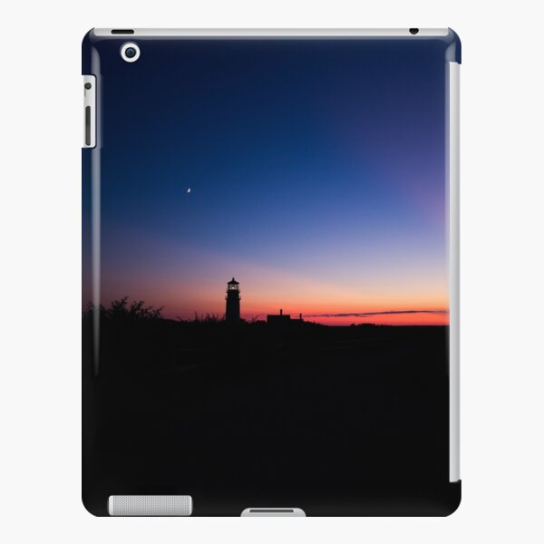 Sunset at the Highland Lighthouse iPad Snap Case
