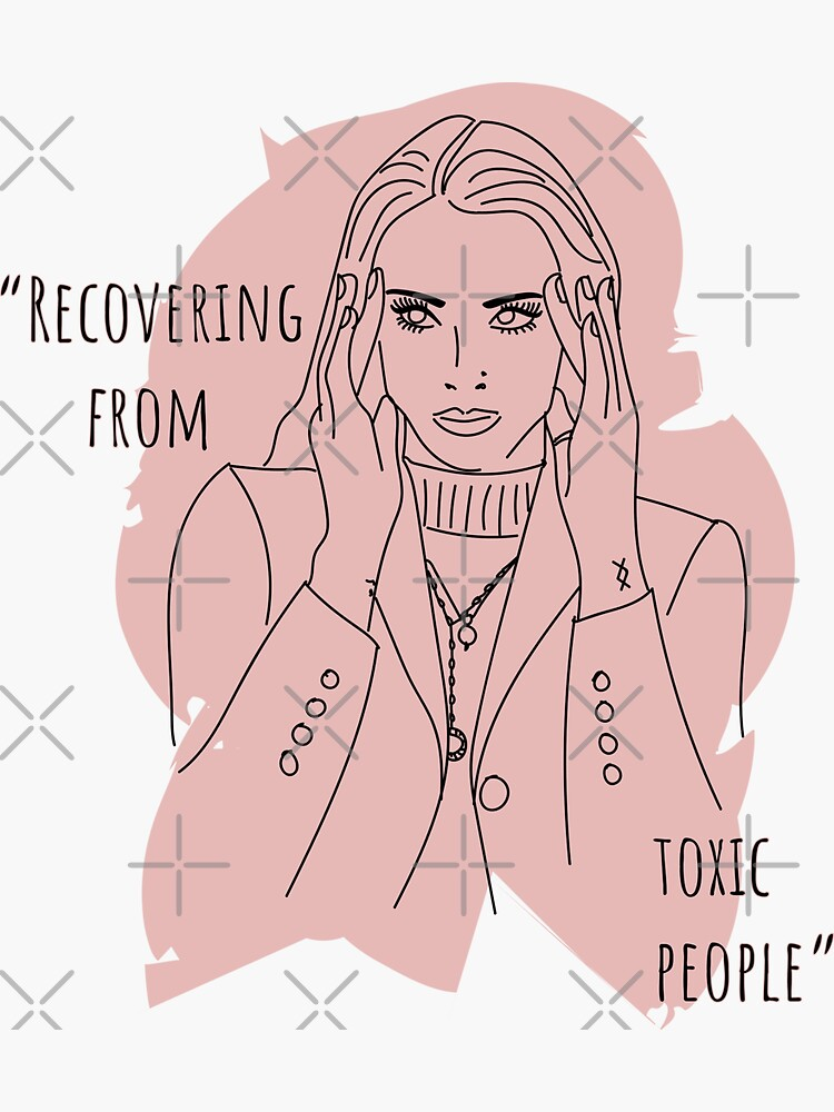 Recovering From Toxic People by a-golden-spiral