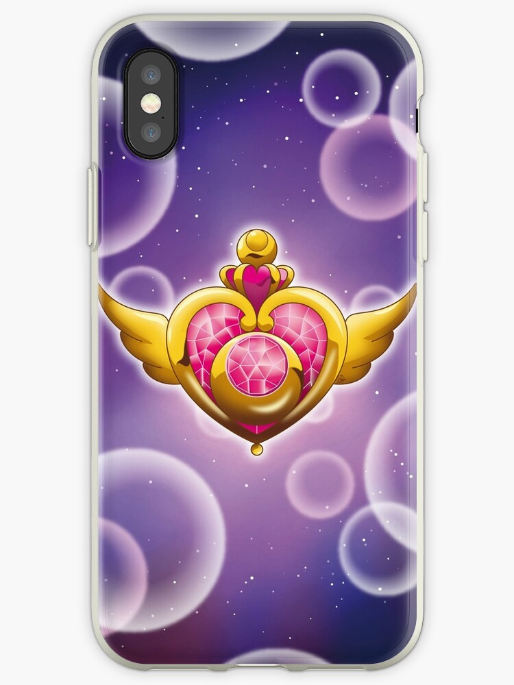 online store c06aa 2a0b3 'Sailor Moon - Crisis Moon' iPhone Case by alphavirginis