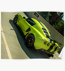 Lotus Elise (feat. Lime & Stripes) Poster