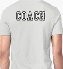 COACH, Coaching, Sport, Trainer, Teach, Teacher, Instructor, Tutor, USA T-Shirt